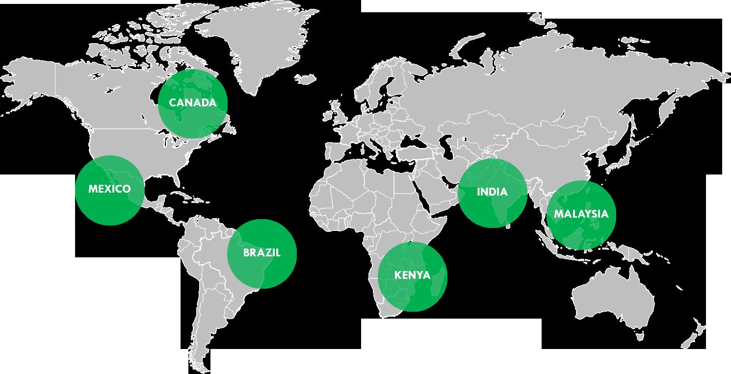 Lab Locations